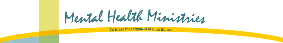 Mental Health Ministries