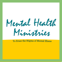 Mental Health Ministries Resources