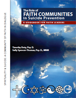 The Role of Faith Communities in Suicide Prevention: A Guidebook for Faith Leaders