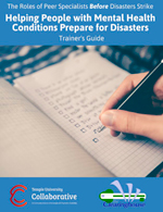Helping People with Mental Health Conditions Prepare for Disasters