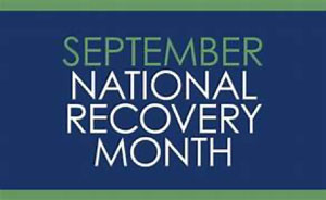September: National Recovery Month